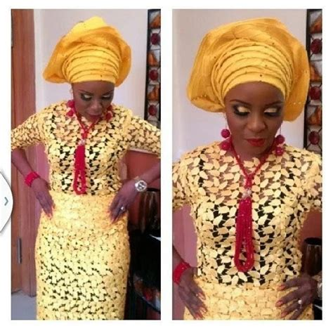 cord lace blouse styles these amazing bella naija cord lace styles photos page