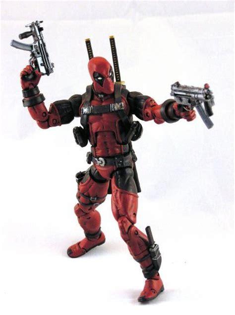 deadpool toys custom figures custom 28990 name classic deadpool custom type figure