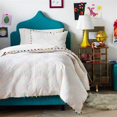 Pom Pom Duvet Pom Pom Duvet Set By Dwellstudio Modern Duvet Covers