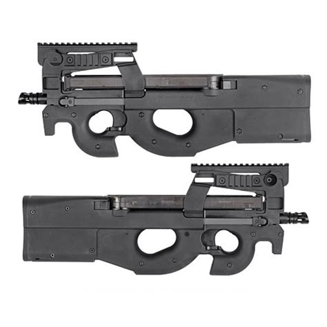Airsoft Gun Jenis Fn king arms fn p90 tactical airsoft gun black actionhobbies co uk