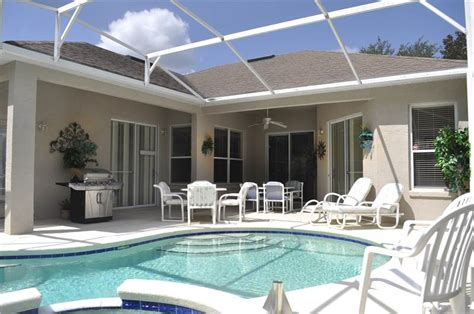 orlando vacation rentals fantastic 4 bedroom 3 bathroom