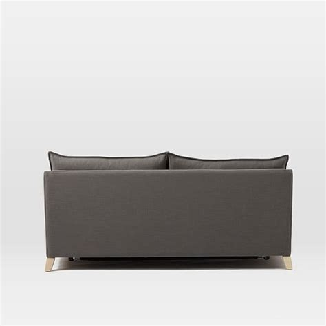 west elm bliss sleeper sofa bliss sleeper sofa west elm