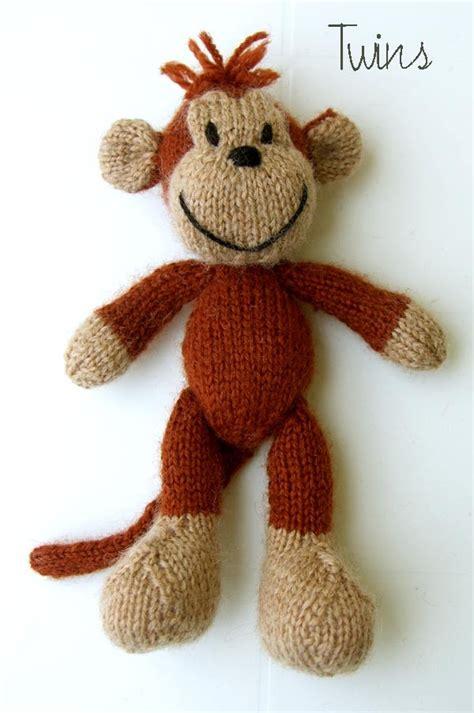 monkey knitting 61 best images about monkey patterns on free