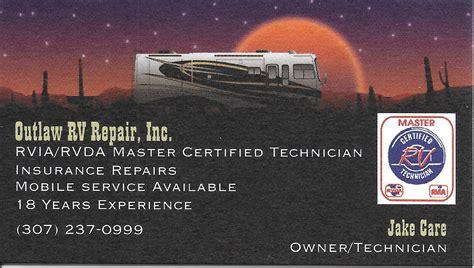 casper mobile the best mobile rv repair in casper outlaw mobile rv