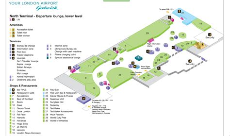 Stansted Airport Floor Plan by London Gatwick Airport Map Images