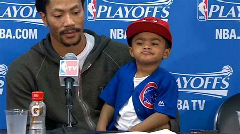 Derrick Rose Jersey Meme - memes of derrick rose s son show why 2 year old is cooler