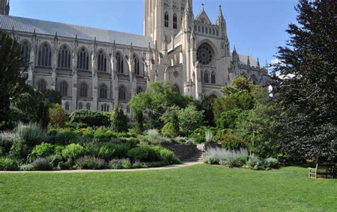 city and guild walled garden national cathedral the landscape architect s guide to