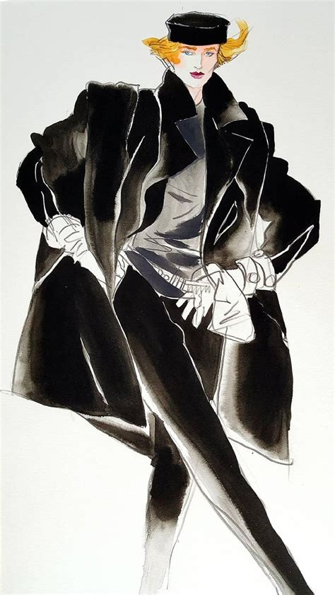 fashion illustration for sale antonio vogue magazine fashion illustration stephen sprouse for sale at 1stdibs