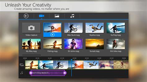 vidio editor apk powerdirector editor app v3 12 3 apk paid pro apks