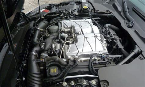 Jaguar V6 Engine by Jaguar F Type Engine