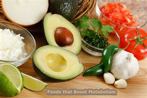 The New Metabolism Diet Also Search For Foods That Boost Metabolism
