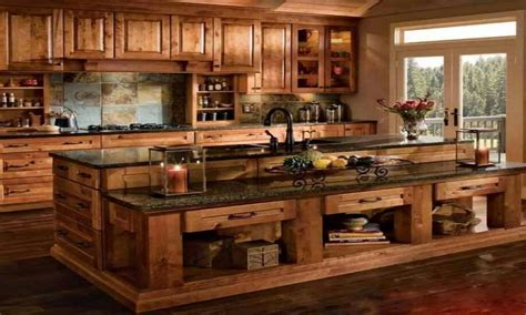 modern rustic kitchen modern rustic kitchen island