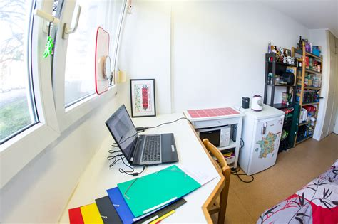 chambre universitaire grenoble r 233 sidence ouest crous grenoble alpes