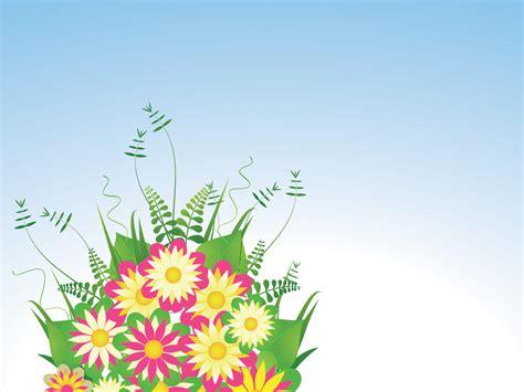 Beautiful Pink Flower Powerpoint Templates   Flowers