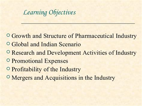 Mba In Mergers And Acquisitions In India by Market Structure Pharma In Indian Scenario