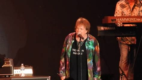 eddie money take me home tonight live singing