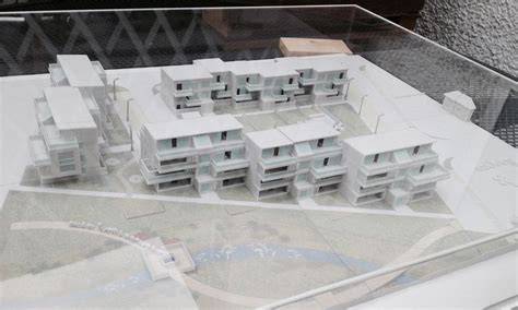 3d Printed Architectural Models 3dprint Com The Voice Architectural Plans Printers