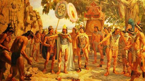 imagenes de los aztecas animadas cient 237 ficos descubren qu 233 pudo haber matado al 80 de los