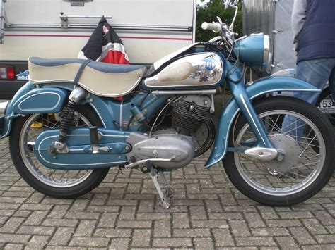 Nsu Motorrad 250 by Nsu Max 251 Osb 1955 250cc Ohv Oldtimer Und