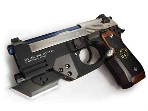 Handmade Pistol - yuri custom guns handguns pistols awesome