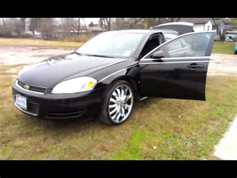 2009 Chevrolet Impala on 22's Bangin YouTube
