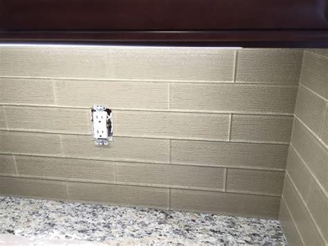grouting glass tile backsplash kitchen backsplash grout or no grout