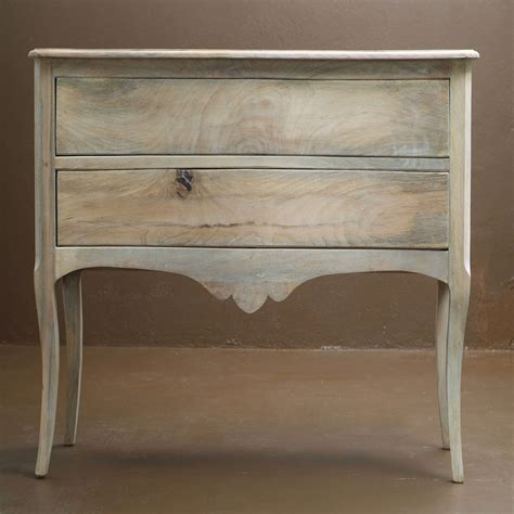 Commode Patinée Blanc by Style Classique Milesi