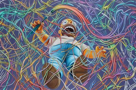 imagenes abstractas de jackson pollock el expresionismo abstracto en la publicidad