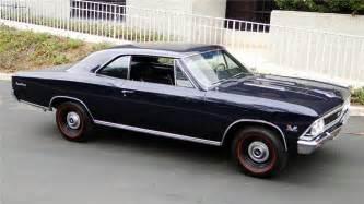 1966 Chevrolet Chevelle Ss 1966 Chevrolet Chevelle Ss 396 2 Door Hardtop 117761
