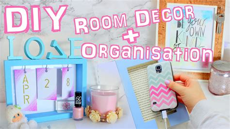 Surf Bedroom Ideas diy room decor and organization 2016 youtube