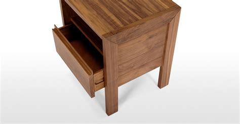 ledger bedside table in oak made com ledger bedside table in oak made com