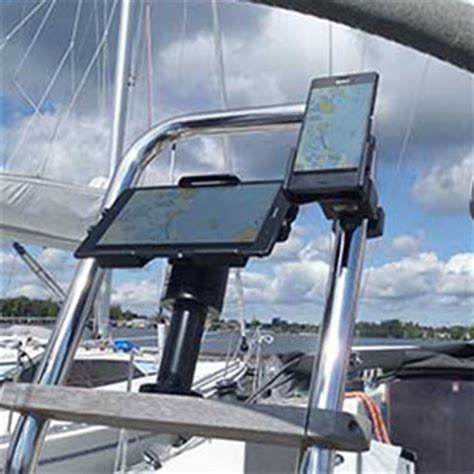 tablet mount for boat best ios boating apps and boat phone and tablet mounts