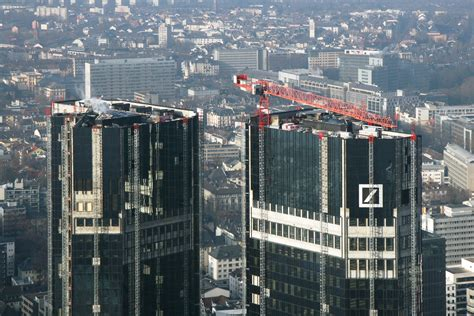 anschrift deutsche bank frankfurt deutsche bank hochhaus frankfurt wilbert towercranes gmbh