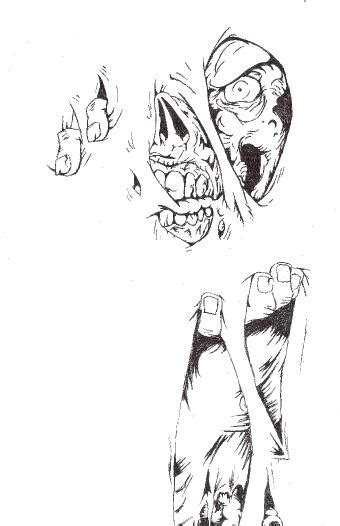 simple zombie tattoo zombie tattoo design by bugboy524 on deviantart