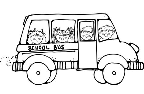 bus coloring pages for toddlers free printable school bus coloring pages for kids