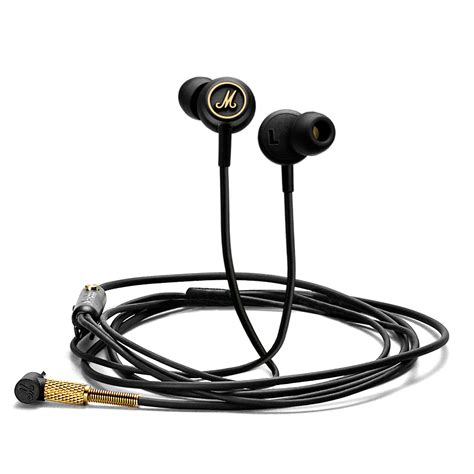 Headphones Marshall Mode mode eq earphone with microphone marshall