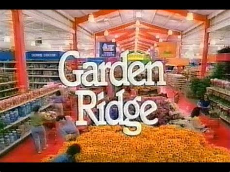 garden ridge  youtube