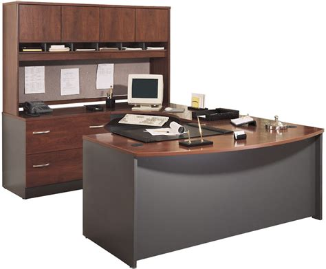 u shaped desks for home office