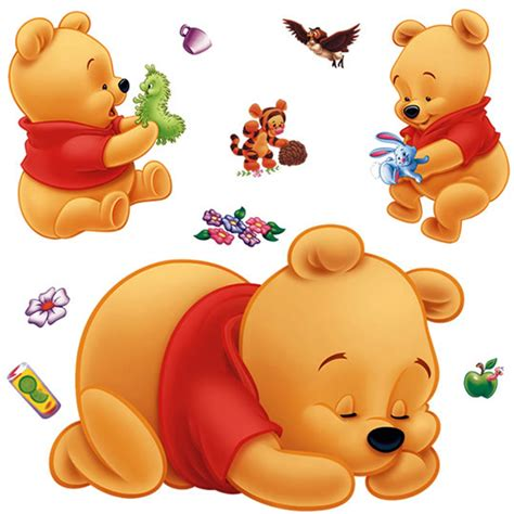 Winnie Pooh Wall Stickers popular pooh baby pictures buy cheap pooh baby pictures
