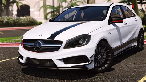 mercedes a class 45 amg mercedes classe a 45 amg edition 1 add on