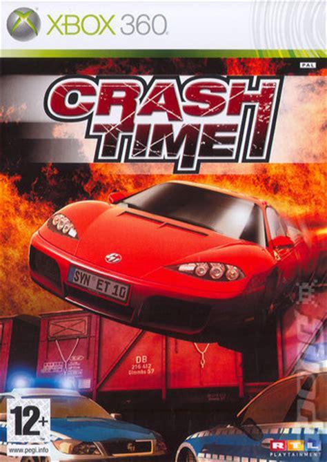 covers & box art: crash time xbox 360 (1 of 1)