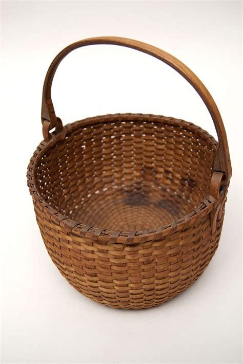 basket swing for sale antique american mid 19th century black ash shaker swing