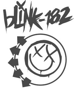 Crown Cat Blink By Famousroom pop blink 182 blink 182 logo lesliehoppus