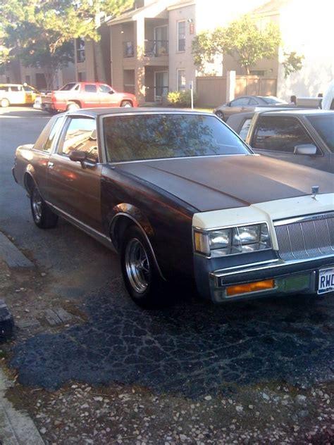 1985 Buick Regal Specs Texazmade713 1985 Buick Regal Specs Photos Modification
