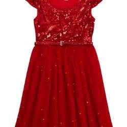 Sequin party dress with belt girls dresses clothes shop justice