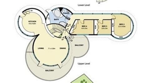 House Floor Plan Examples buckingham phallus australia s penis shaped house is on