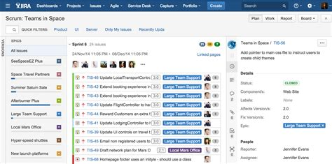 jira templates inside atlassian four steps to better sprint planning