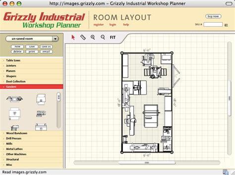 small woodshop setup ideas workshop layout planning