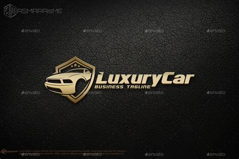 luxury cars logo luxury car logo by asmaraisme graphicriver