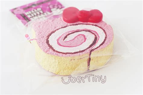 Sale Pink Cake Roll Squishy Squishy Kue jumbo hello roll cake squishy licensed 183 uber tiny 183 store powered by